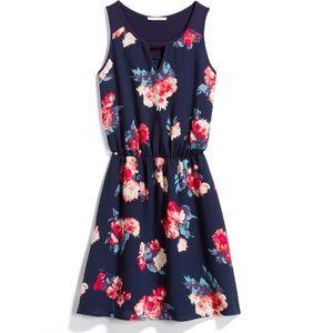 41 Hawthorn - Evander Dress (L, Navy)